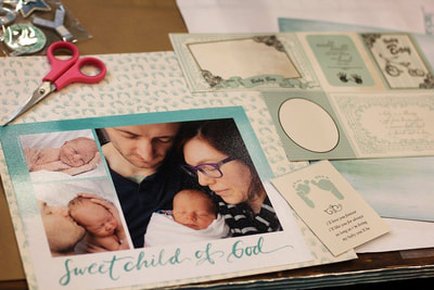 scrapbook creations retreats